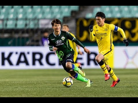 Jeonbuk Hyundai Motors 3-2 Kashiwa Reysol (AFC Champions League 2018: Group Stage)