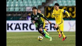 jeonbuk hyundai motors 3 2 kashiwa reysol afc champions league 2018 group stage