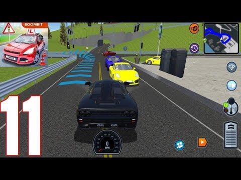 Car Driving School Simulator - Gameplay Walkthrough Part 11 (iOS, Android)