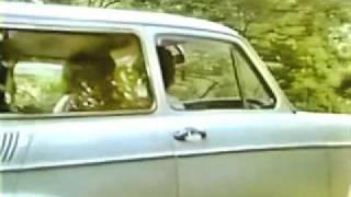 Ford Corcel e VW Variant no Filme Pra Frente Brasil