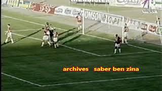 هدف وليد عزيز للترجى الرياضى ضد النجم الساحلى سنة 2001