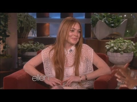 Lindsay Lohan interview: Lindsay opens up to Ellen DeGeneres about rehab