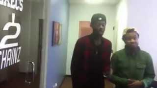 Travis Porter Shout out / WON Nightlife 15.02.13 /