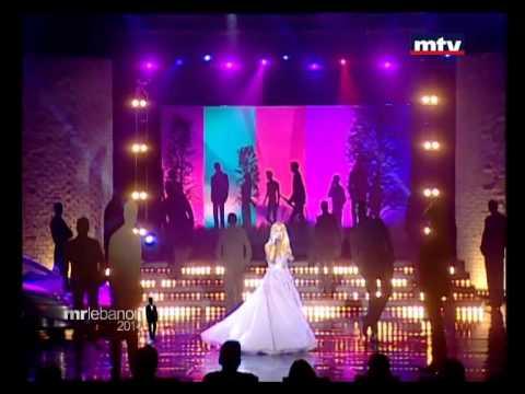 Entertainment Specials - Mr Lebanon 2014 - نوال الزغبي - ألف ومية