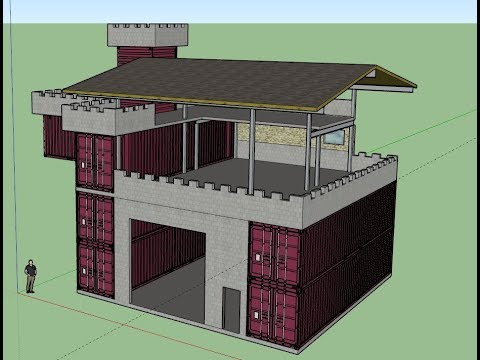 How to start your shipping container building project for Where to start when building a house