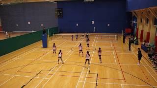Publication Date: 2018-03-28 | Video Title: 香港學界體育聯會---港島西區小學校際排球比賽2017-18