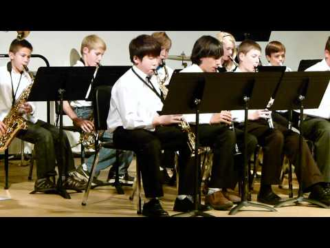 Graland Country Day School Jazz Band 2011 (My Last Nickel)