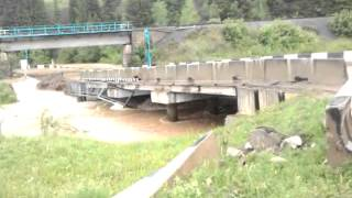 станция кын мост(проезд от рассолёнок до лысьвы, станция кын мост., 2012-06-06T16:09:43.000Z)