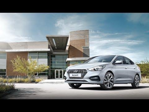 Hyundai Accent 2018 presentacin
