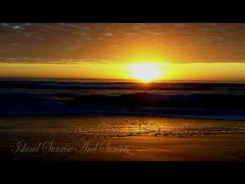 Sunrise over the Atlantic w/ Afro-Portuguese Music (Carvalho, Evora, Bastos)