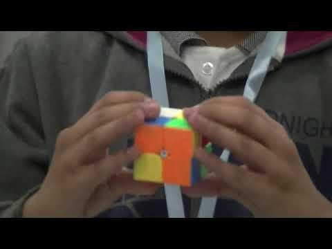 WCA Rubik's Cube Competition | 2x2 Average | GEMS Modern Academy Open 2018