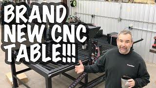 Chucke2009 - Zila - CNC Plasma Table Discussion - New Trucutcnc Table