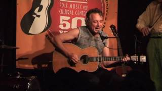 Mark Olson sings Alta's Song and Your Life Beside Us at Club Passim in Cambridge, MA