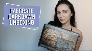 Faecrate Darkdawn Hangover Recovery Unboxing 🎁