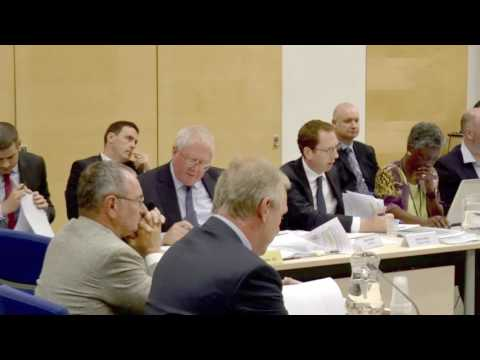 Cambridge & South Cambs Local Plan hearing - Transport pt1. 04 July 2017.