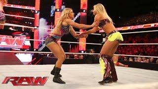 Santino Marella & Emma vs. Fandango & Summer Rae: Raw, March 3, 2014