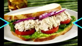 How to make tuna sandwich - sort time breakfast with tuna sandwich