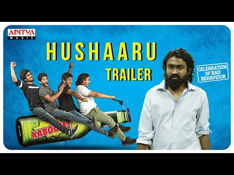 Hushaaru Uncensored Trailer || Sree Harsha Konuganti || Sid Sriram || Radhan Mp3