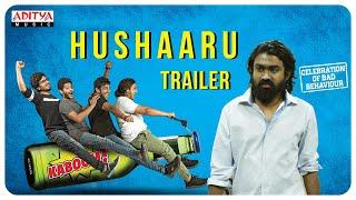 Hushaaru Uncensored Trailer || Sree Harsha Konuganti || Sid Sriram || Radhan