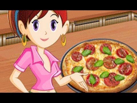 Пицца приготовление игры