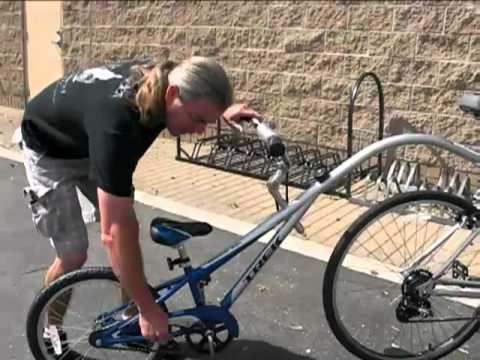 c4d987531c3 2011 Trek Trailer Bike at Pat's 605 Cyclery in Norwalk, CA - YouTube