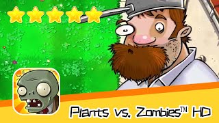 Plants vs  Zombies™ HD Adventure 1 Day Level 01 Walkthrough The zombies are coming! Recommend index
