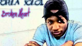 Popula Solo1 - Broken Heart - Dark Heart Riddim - Madd Vibez Records
