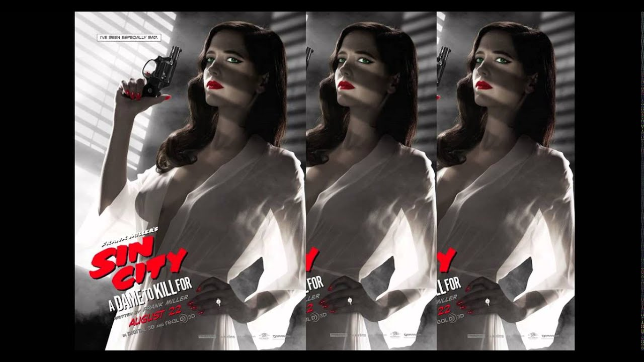 Sin City A Dame To Kill For Stream