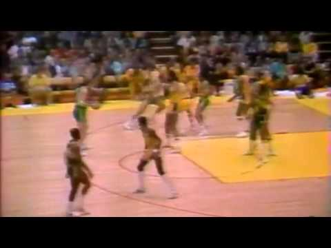Fred Brown 34 Points Game 1 1980 WCF