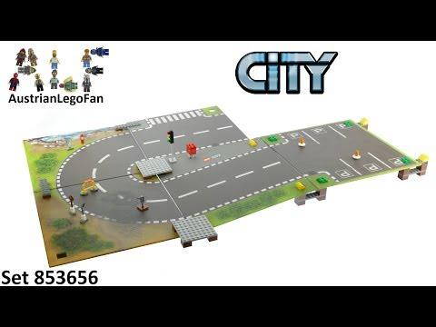 Lego City 853656 Lego City Playmat Speed Build