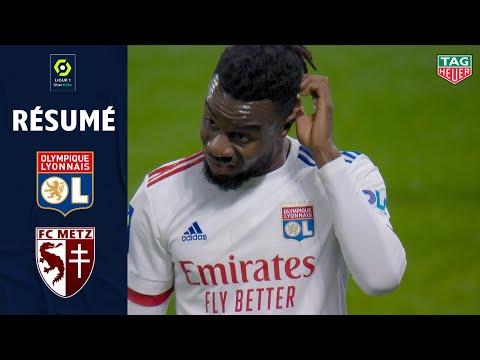 Lyon Metz Goals And Highlights