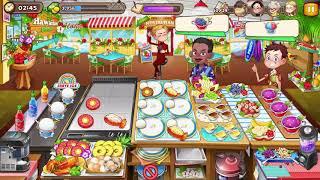 Cooking Adventure - Hawaiian Restaurant Master Level 1 - Full Upgrade screenshot 4