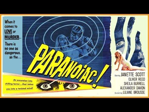 Paranoiac (1963 ) Trailer - B&W / 2:36 mins