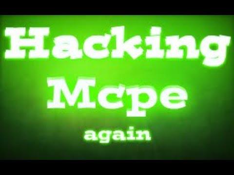 Mcpe Hacking (Part 2)|Minecraft