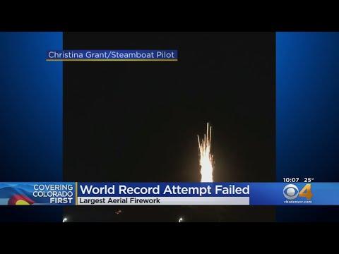 BEARDO - World Record Attempt Fails In Steamboat Springs