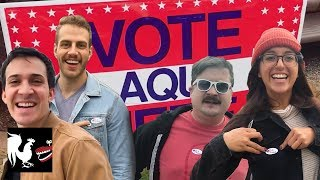 RT Life: Early Voting! | Rooster Teeth