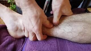 Shin Splints Pain (Sakit Tulang Kering).