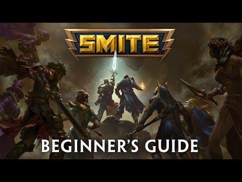 SMITE Beginner's Guide - Welcome to the Battleground!