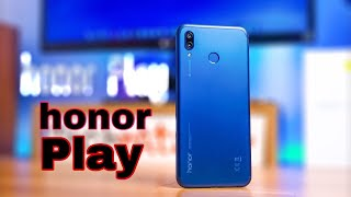HUAWEI Honor Play full review | Let's Play!!