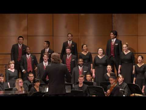 De King is Born Today USC Chamber Singers