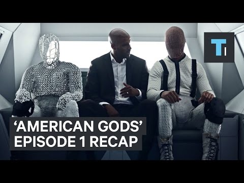 7 Details You Might Have Missed In Episode 1 Of 'American Gods'