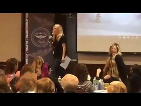 Priscilla Shirer Live Simulcast- The Blue Line Angels- Facebook Live