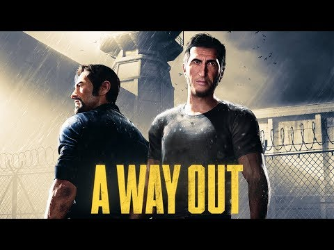 A WAY OUT All Cutscenes (Xbox One X Enhanced) Game Movie 1080p HD