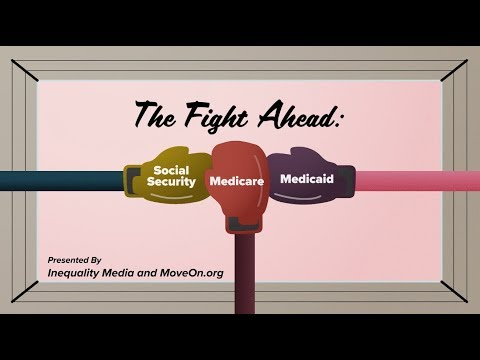 The Next Big Fight: Social Security, Medicare, and Medicaid
