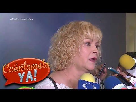 Rocío Banquells habla sobre nueva pareja de Alfredo Adame | Cuéntamelo YA!