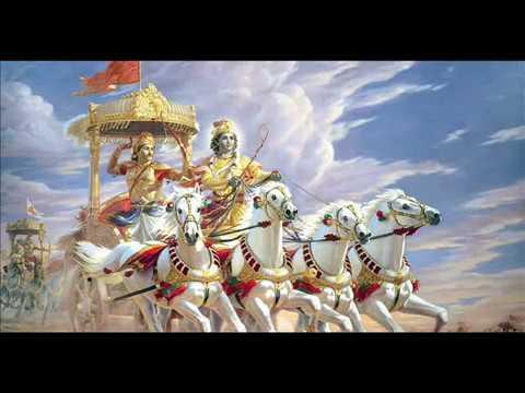 Shrimad Bhagavad Gita In TELUGU Mp3 Audio Full