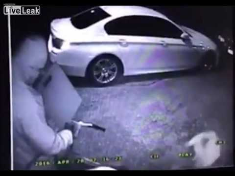 Signal hacking / keyless car theft in Dublin, Ireland