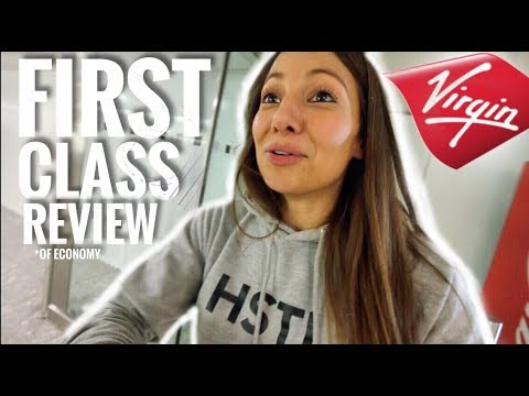 VIRGIN ATLANTIC - A FIRST CLASS REVIEW by Jasmine.. of Economy