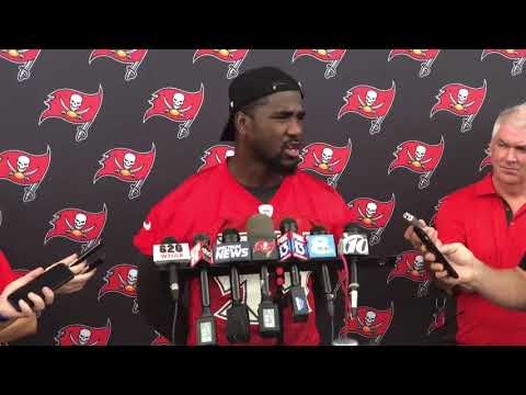 Sports Life With Jay Recher - VIDEO : Bucs LB Lavonte David Minicamp (6/13/18)