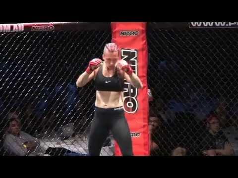 Nitro 12  Megan Anderson vs Jodie Struzik